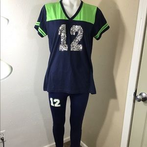 Other - Seahawk outfit